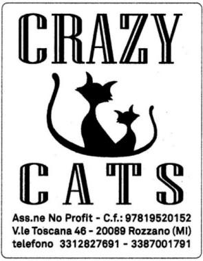 Crazy Cats no profit