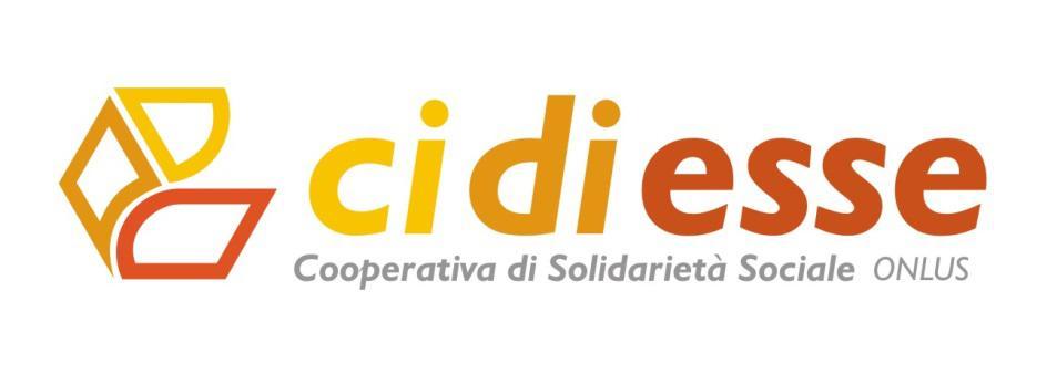 Cidiesse cooperativa Sociale rl ONLUS