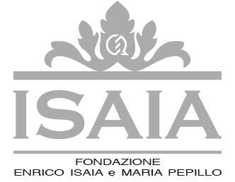 Fondazione Enrico Isaia e Maria Pepillo