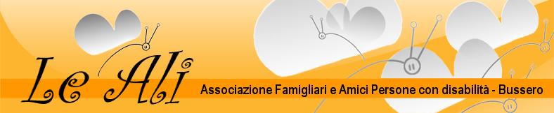 Associazione Le Ali - Familiari e Amici Diversamente Abili